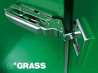 德國GRASS 緩衝鉸鍊