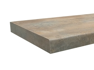 PF彎曲美耐板造型