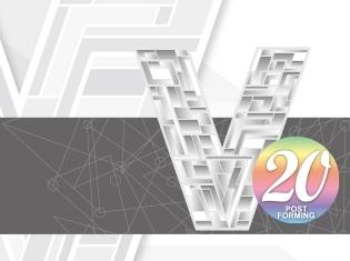 V20 進口高級高壓硬質美耐板