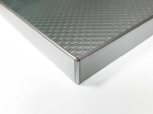 壓花彩鋁板