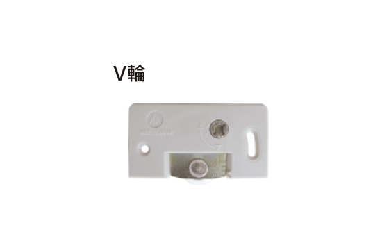 日本下導輪Ø35