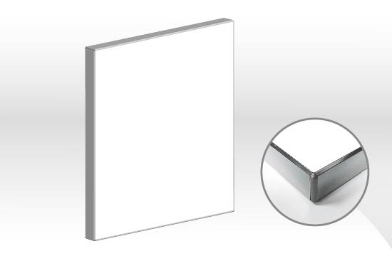 AT16鋁邊AG薄霧玻璃門板