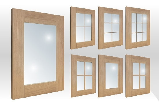 GR義大利R2拼框玻璃門板