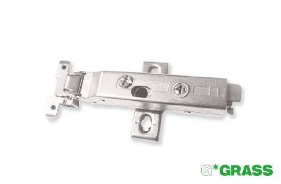 110° AL6分細鋁框緩衝鉸鍊