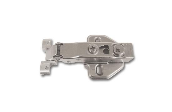 DC 迪士 105° 6分細鋁框緩衝鉸鍊