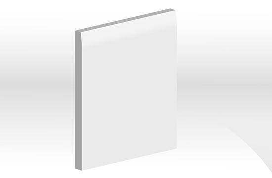結晶鋼烤小海灣型門板