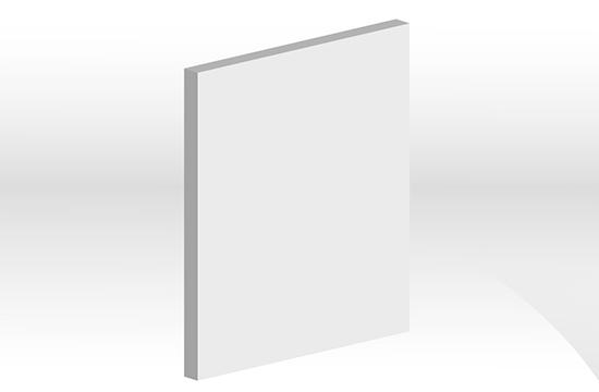 H8超薄玻璃四E型門板