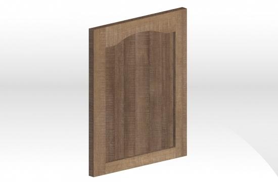 波爾多(立體拱型)門板