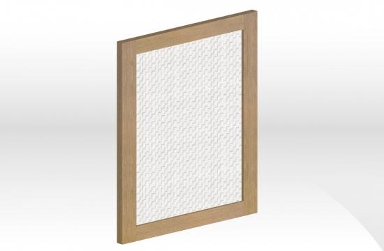 壓花彩鋁板義大利拼框門板