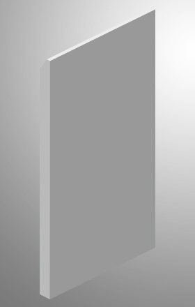 斜背型門板