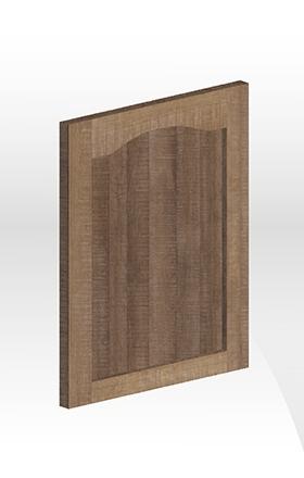 波爾多型門板