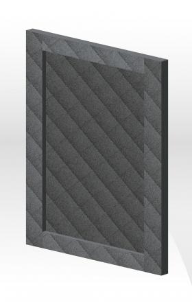 里昂框型門板-限皮革系列