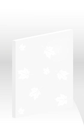 晶雕四角門板